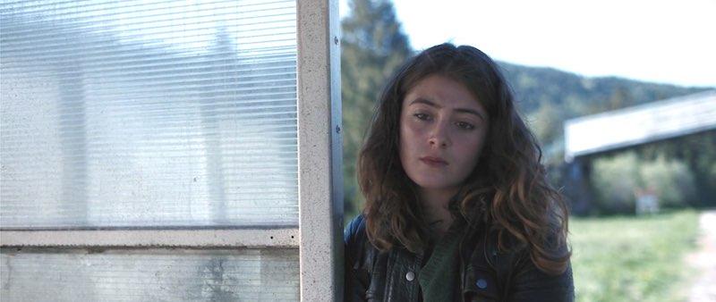 Camille Aguilar in Black Spot (Zone Blanche)