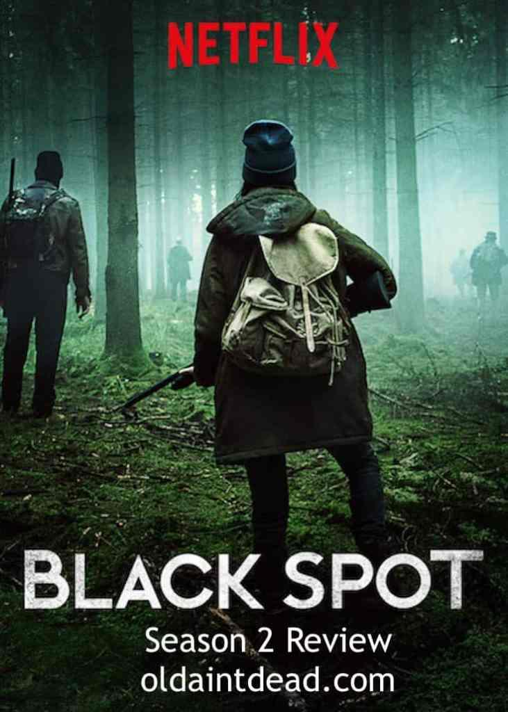 Black Spot poster