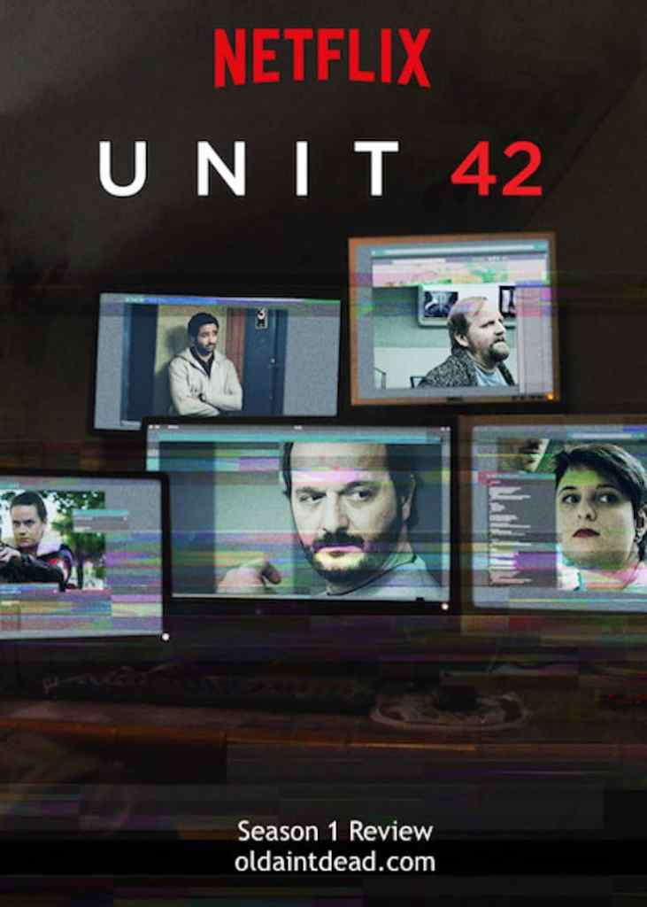 Poster for Unit 42
