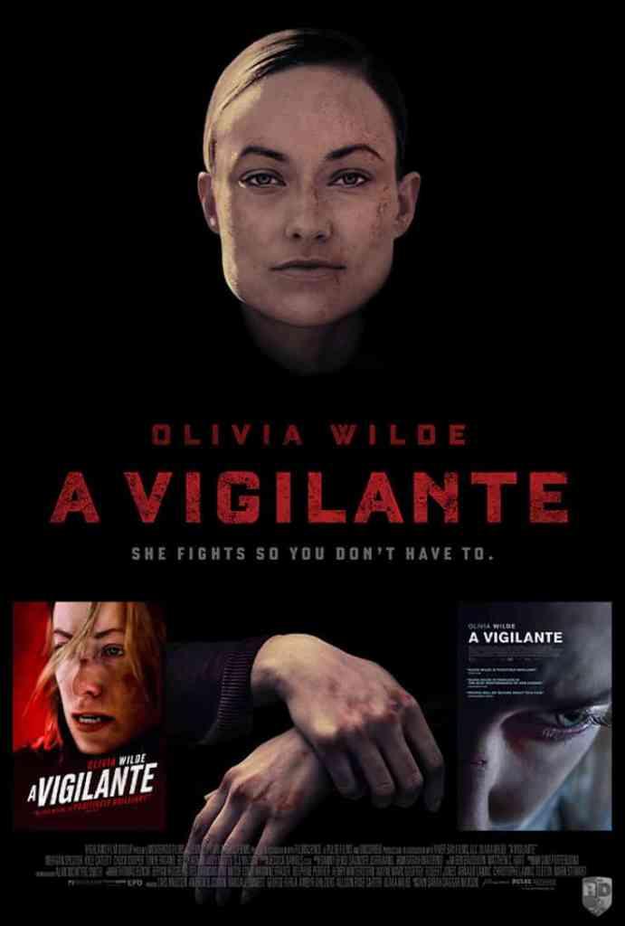 Poster for A Vigilante