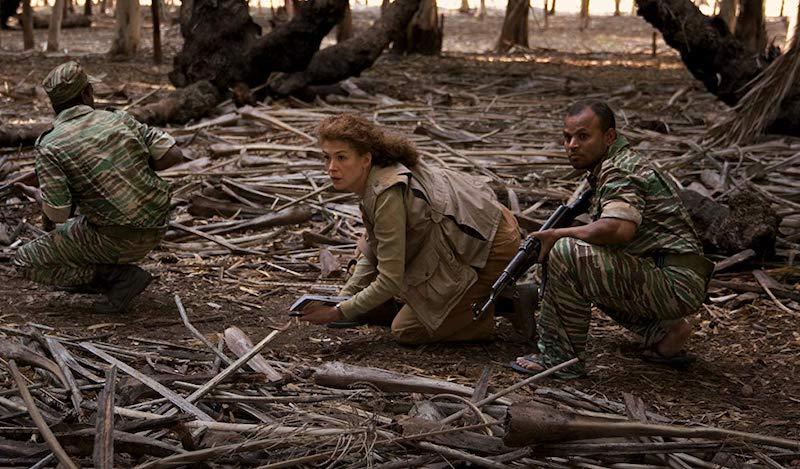 Rosamund Pike in A Private War