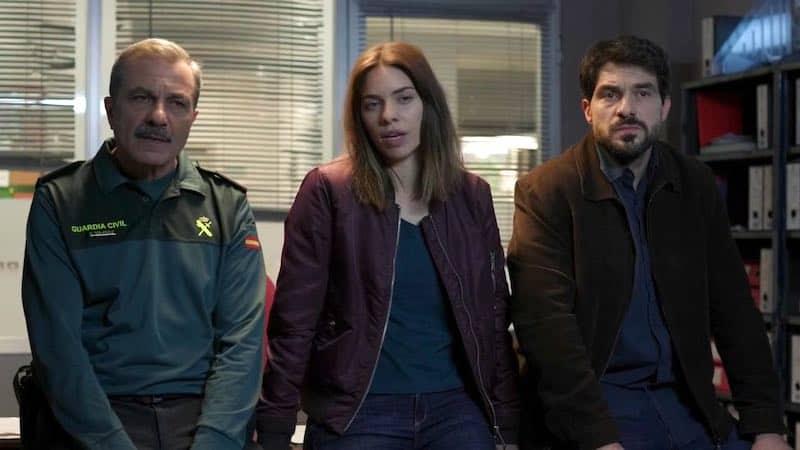 María Mera, Toni Salgado and Ricardo de Barreiro in Bitter Daisies (O sabor das margaridas)