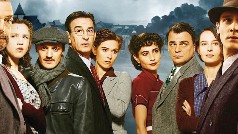 Review: A French Village (Un village français), season 1