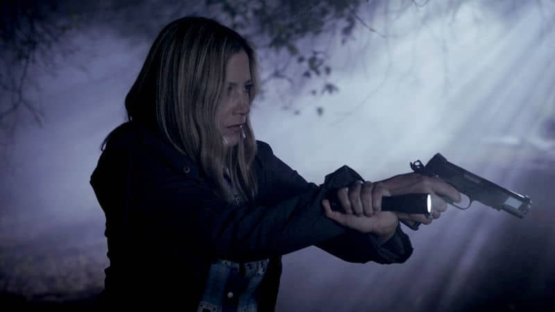 Mira Sorvino in Beneath the Leaves
