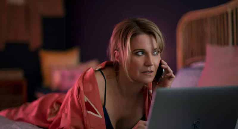 Lucy Lawless in My Life is Murder