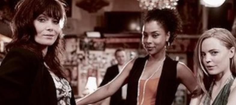 Essie Davis, Sophie Okonedo, and Melissa George in The Slap