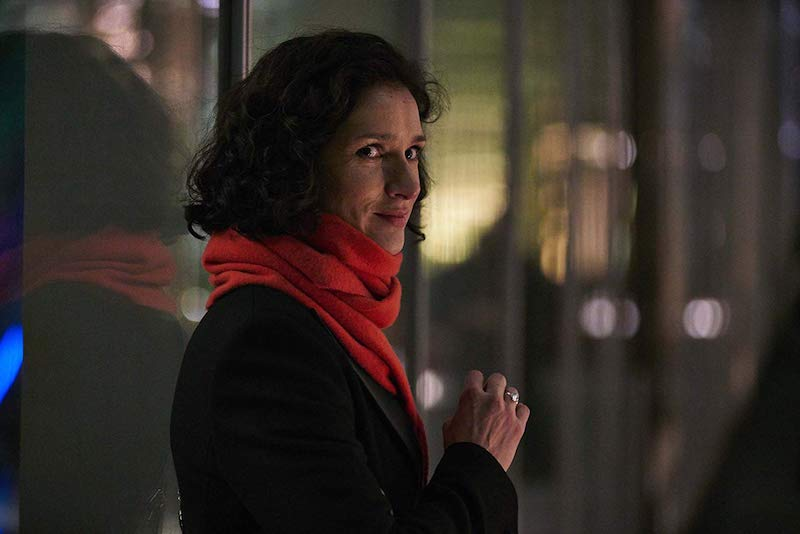 Indira Varma in This Way Up