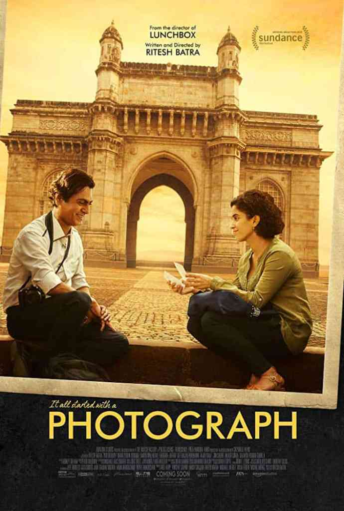 The poster for Photograph