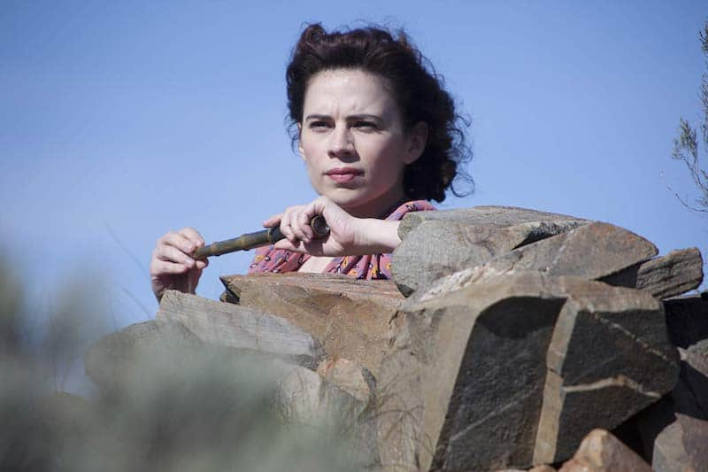 Hayley Atwell in Restless
