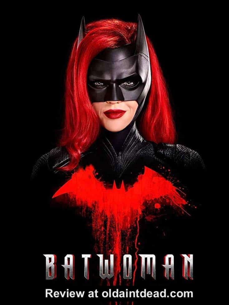 Poster for Batwoman