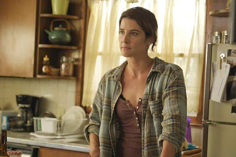 Cobie Smulders in Stumptown