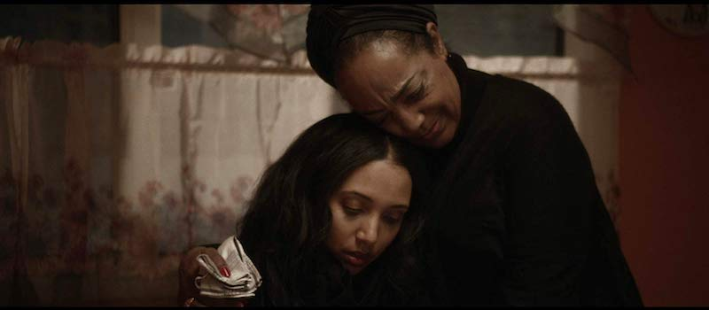 Salome Mulugeta and Alemtsehay Wedajo in Woven