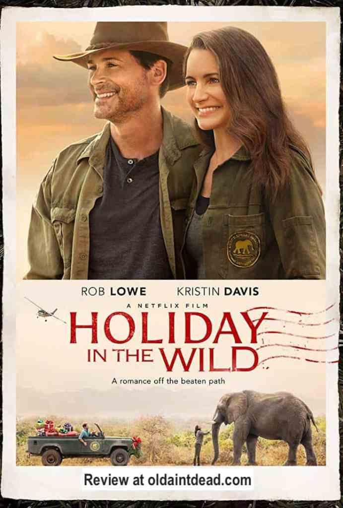 Holiday in the Wild poster
