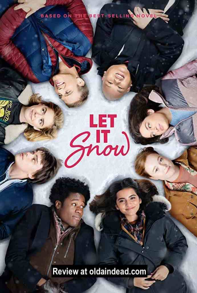 The poster for Let It Snow