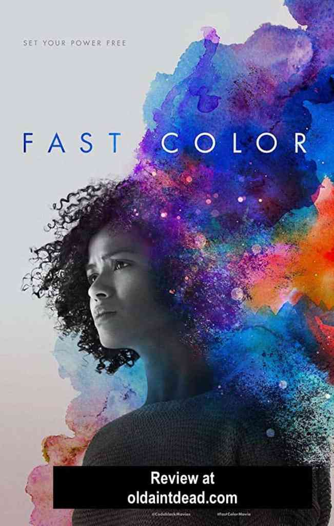 Poster for Fast Color