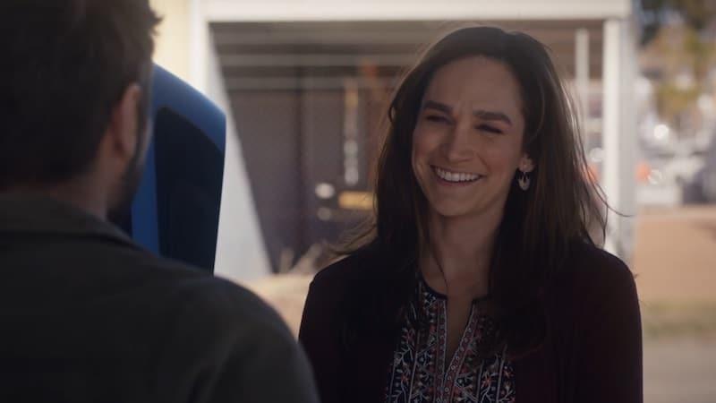 Nicole da Silva in The Heart Guy (Doctor Doctor)