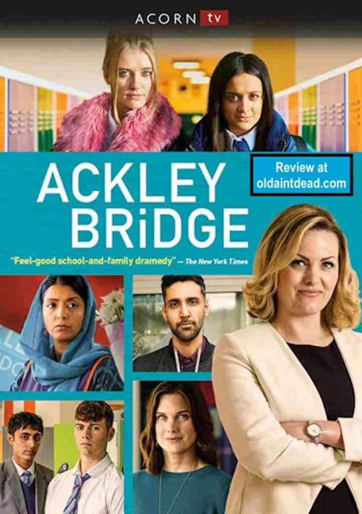 poster for Ackley Bridge