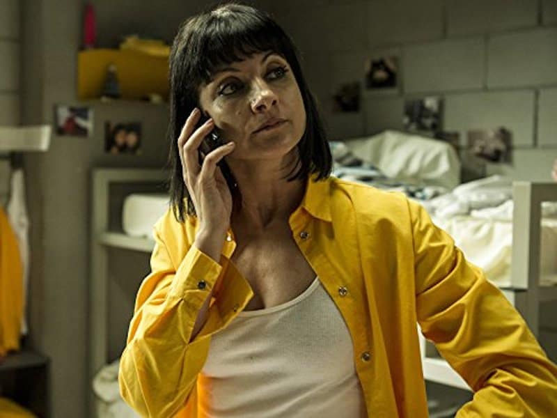 Najwa Nimri in Locked Up (Vis a vis)