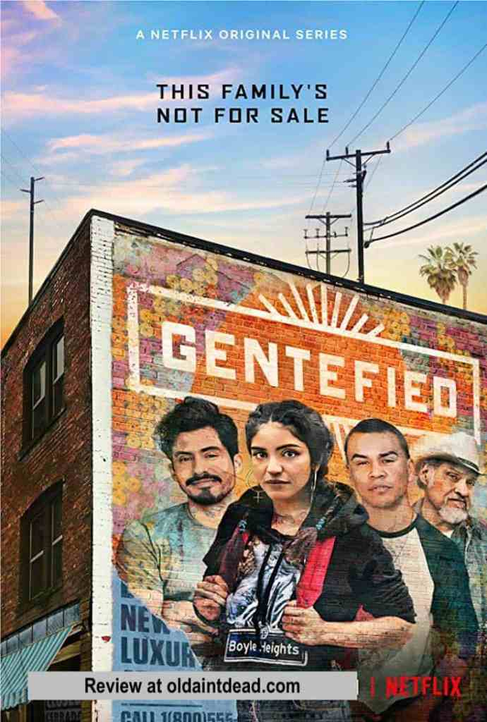 Poster for Gentefied
