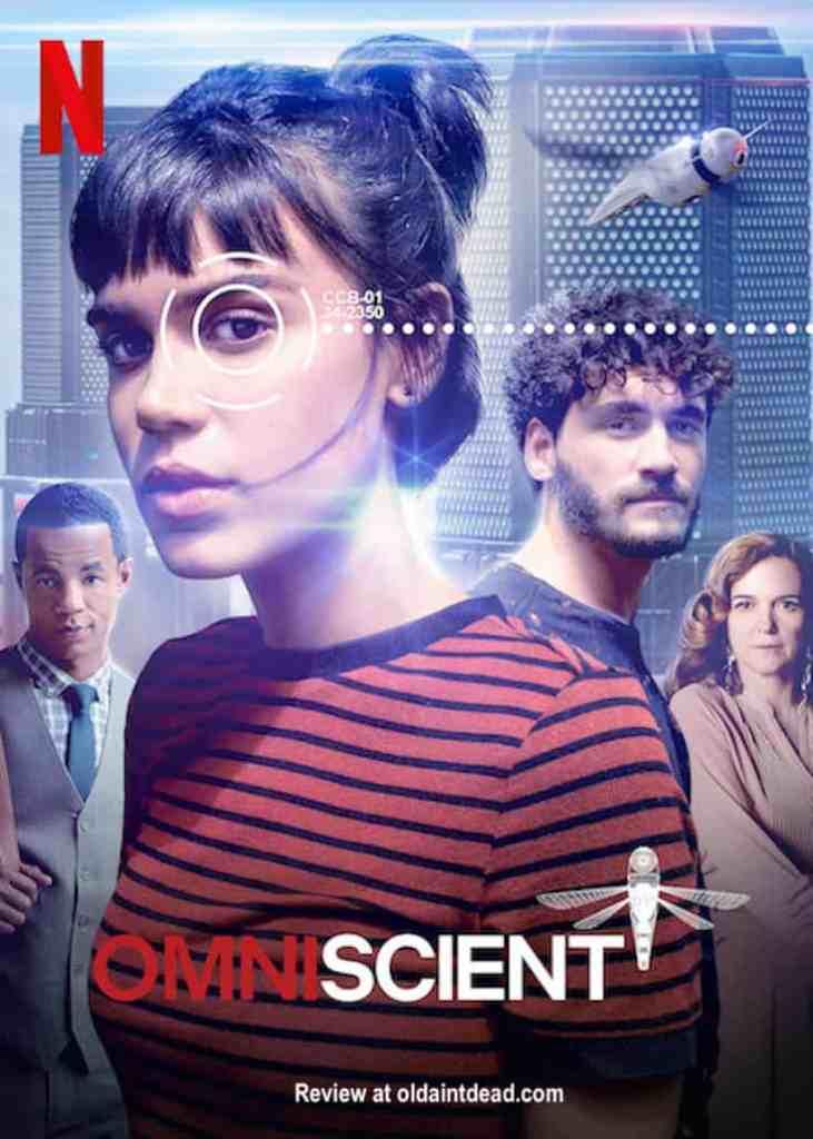the Omniscient poster