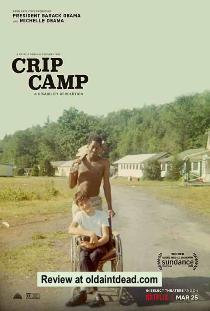 Poster for Crip Camp