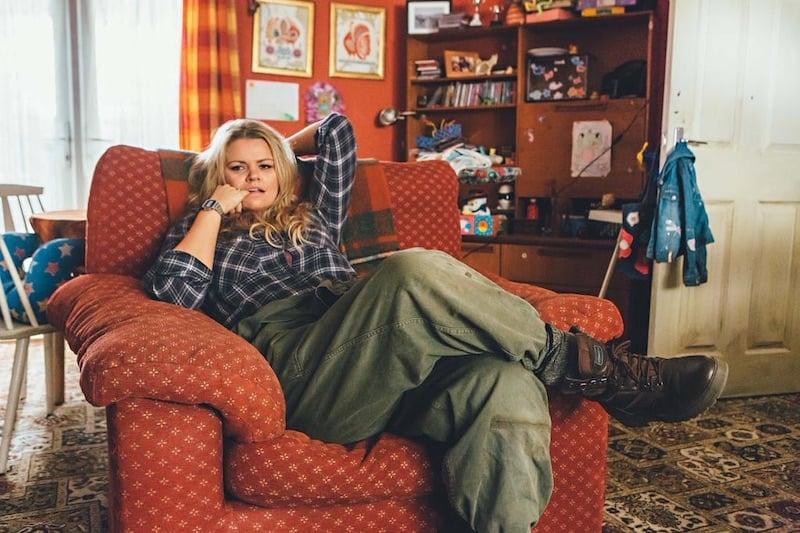 Rebekah Staton in Raised by Wolves
