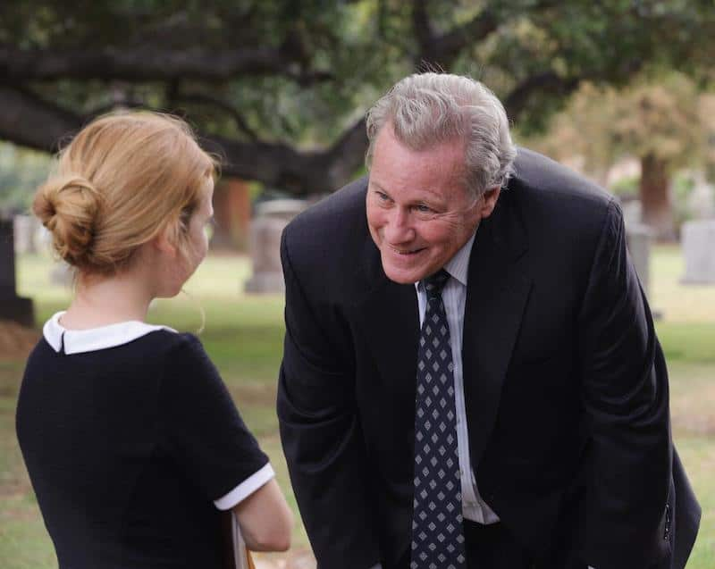 John Heard and Talitha Eliana Bateman in So B. It
