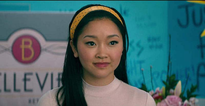 Lana Condor in To All the Boys: P.S. I Still Love You