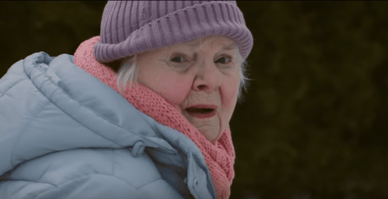 June Squibb in Blow the Man Down