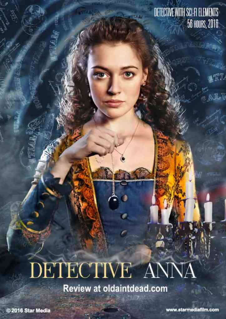 Detective Anna poster
