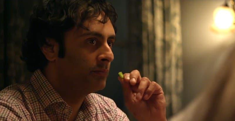 Rajeev Varma in The Blue Rose