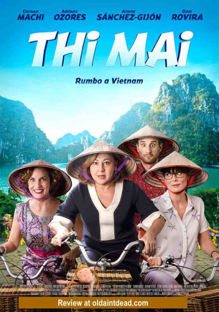 Poster for Thi Mai