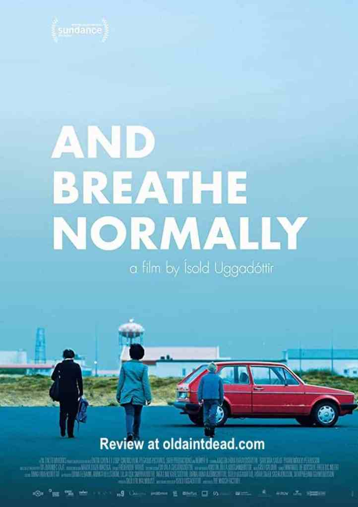 Poster for And Breathe Normally