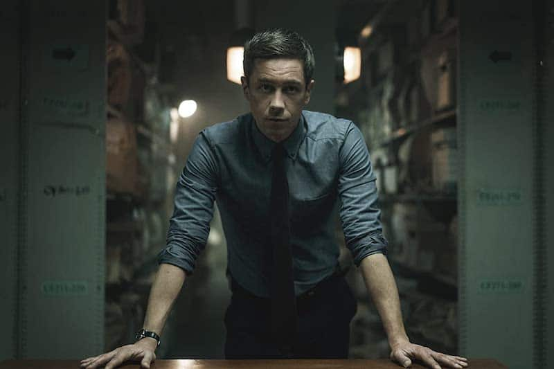 Killian Scott in Dublin Murders