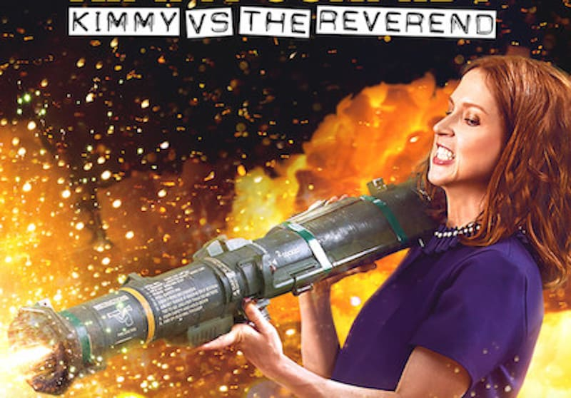 Interactive Fun with Unbreakable Kimmy Schmidt: Kimmy vs the Reverend