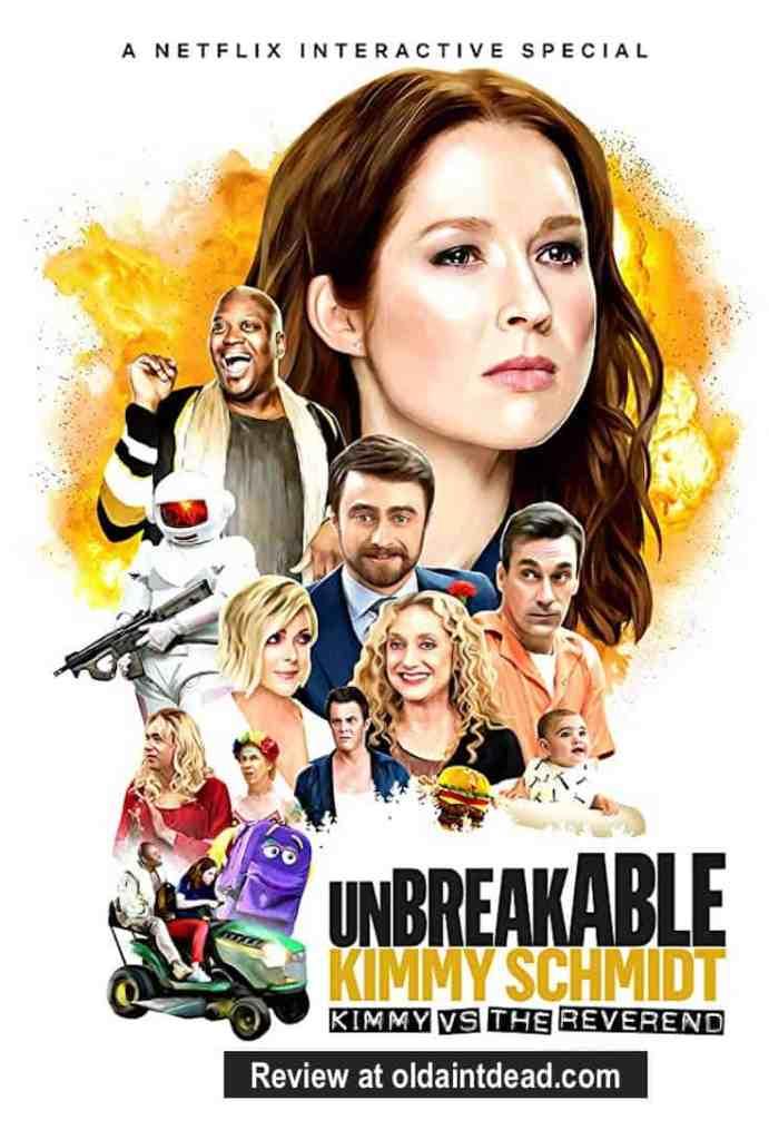 Unbreakable Kimmy Schmidt: Kimmy vs the Reverend poster
