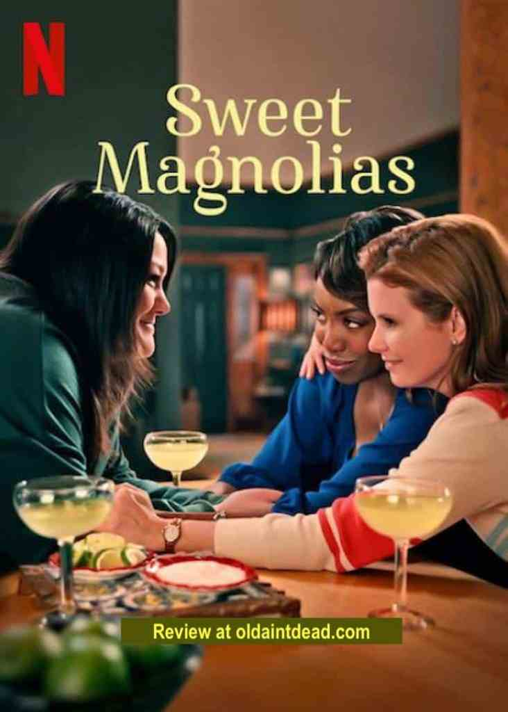 poster for Sweet Magnolias