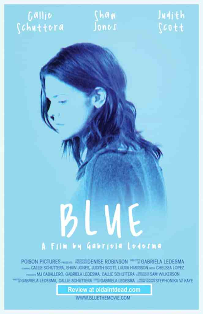 poster for Blue