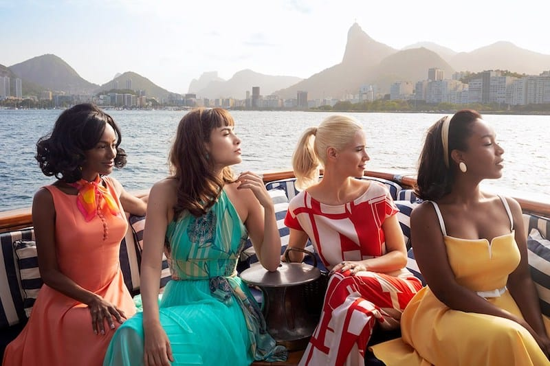 Girls From Ipanema (Coisa Mais Linda), season 2