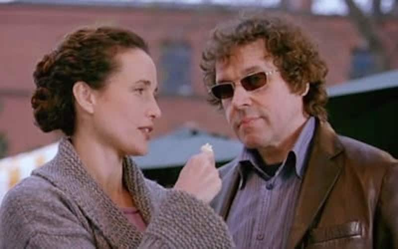 Andie MacDowell and Stephen Rea in Tara Road