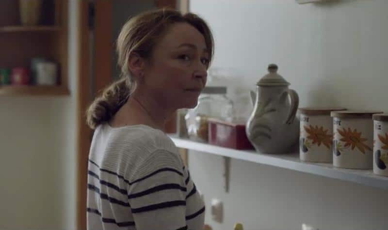 Catherine Frot in The Midwife (Sage femme)