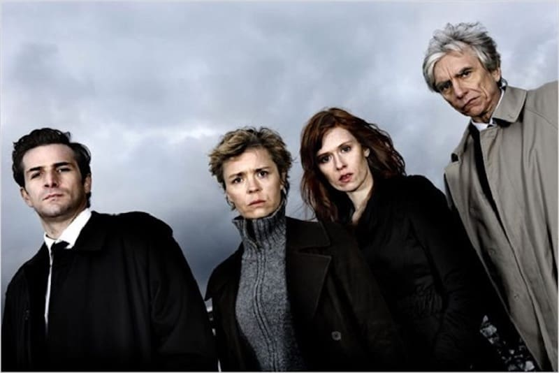 Review: Spiral (Engrenages), season 1