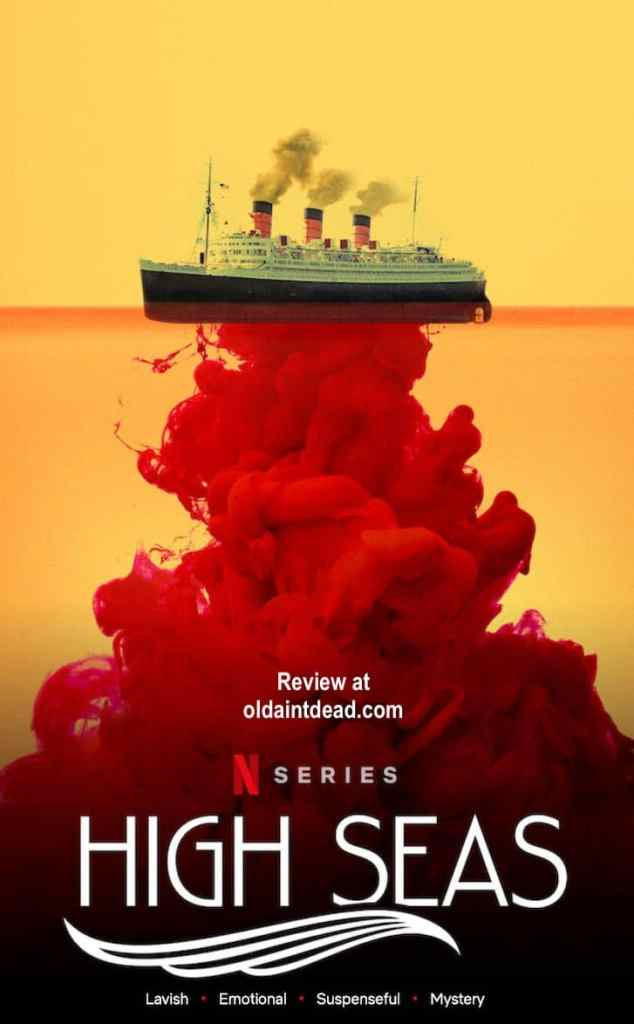 Season 3 poster for High Seas