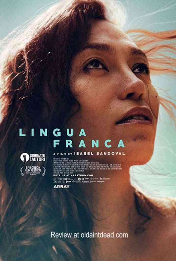 Poster for Lingua Franca
