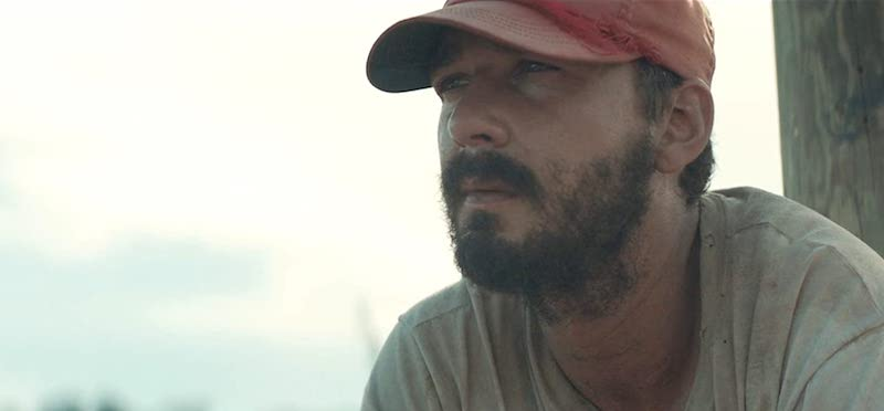 Shia LaBeouf in The Peanut Butter Falcon