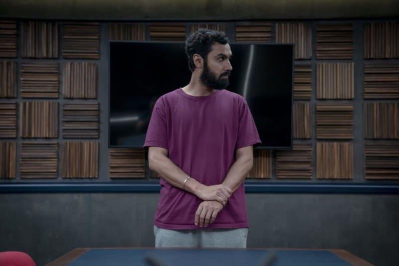 Kunal Nayyar in Criminal UK