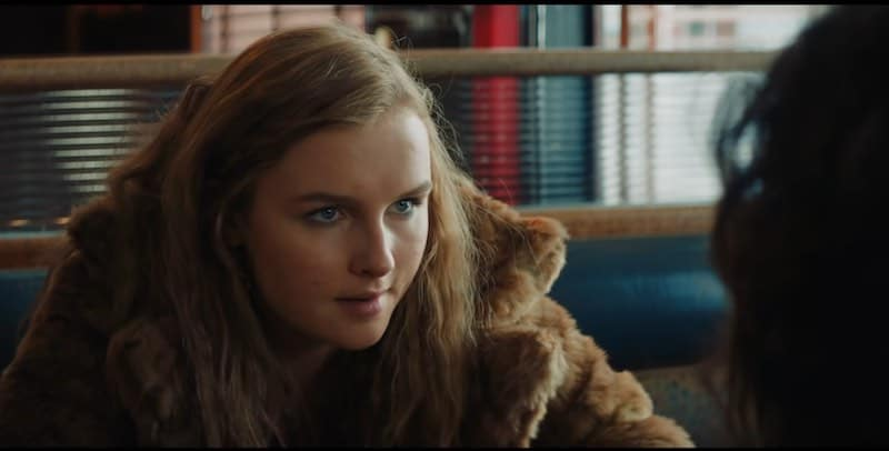Olivia DeJonge in Stray Dolls