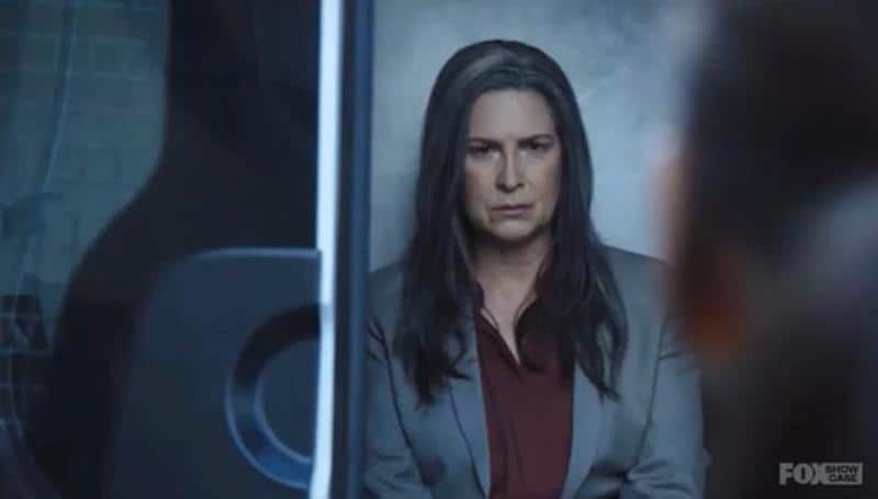 Pamela Rabe in Wentworth