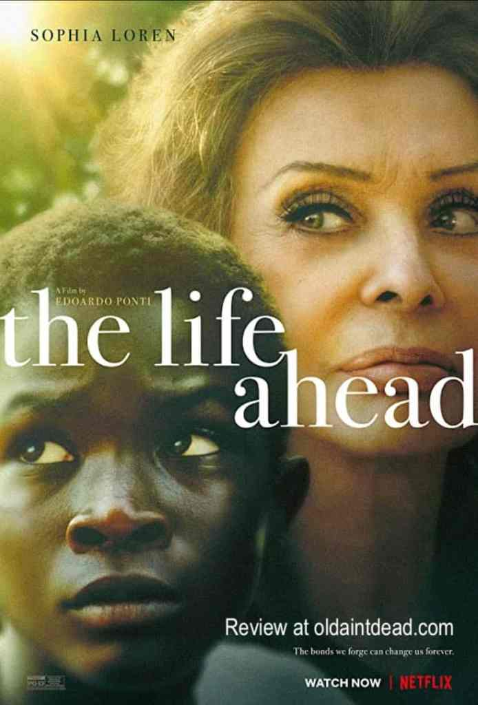 The Life Ahead poster