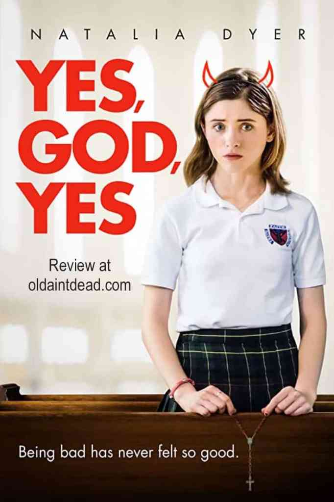 Poster art for Yes, God, Yes